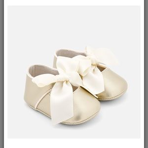 MAYORAL Baby Girl newborn shoes